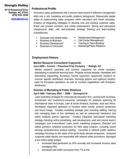 exceptional resume format 15 exceptional resumes from all the