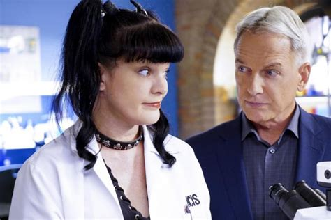 Shoptalk Podcast Pauley Perrette Ncis A Who Knows Way Around A Salvation Army by Ncis Mess How A Bite Divided Pauley Perette And