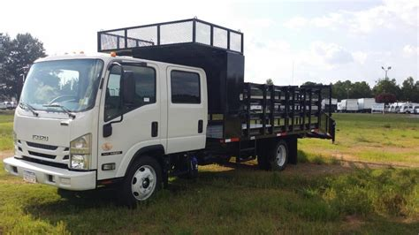 isuzu nqr landscape trucks for sale used trucks on