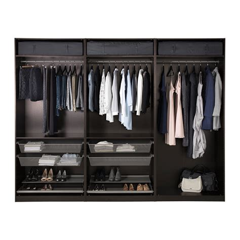 ikea pax wardrobe planner usa pax wardrobe black brown nexus black brown 300x60x236 cm
