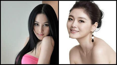 Film China Paling Vulgar | inilah 5 artis china paling cantik bagaikan bidadari youtube