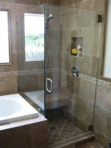 How To Install A Bathtub Door Corner Shower Next To Tub