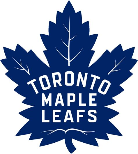 brand new new logo for toronto maple leafs by andrew