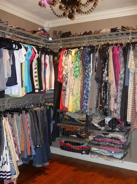 Walk In Closet Design Ideas Diy by Closet Organizers Do It Yourself Do It Yourself