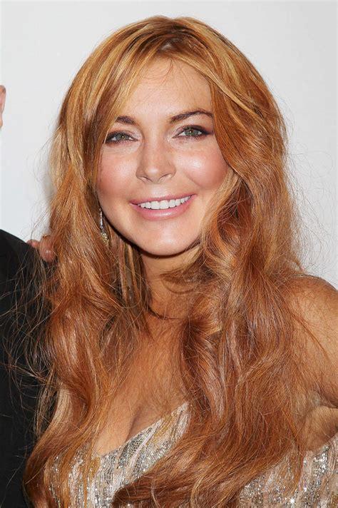 Lohans New by Lindsay Lohan 2013 Amfar New York Gala 12 Gotceleb