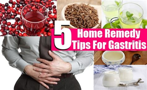 5 best home remedy tips for gastritis diy health remedy