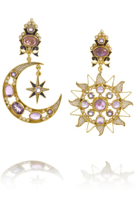 percossi papi diego sun and moon goldplated amethyst