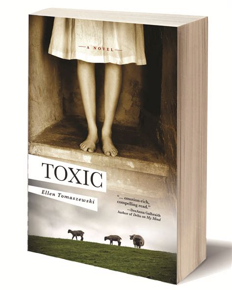 toxic a novel of suspense etcetera press llc