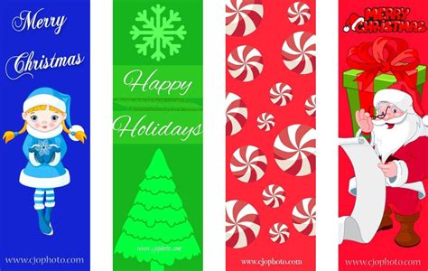 printable xmas bookmarks cjo photo free printable bookmarks christmas printables
