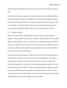 Sle Of Discussion Essay by Writing A Conclusion For A Dissertation