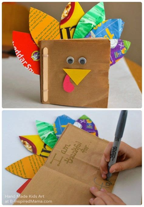 free arts and crafts for 30 easy thanksgiving arts and crafts ideas for