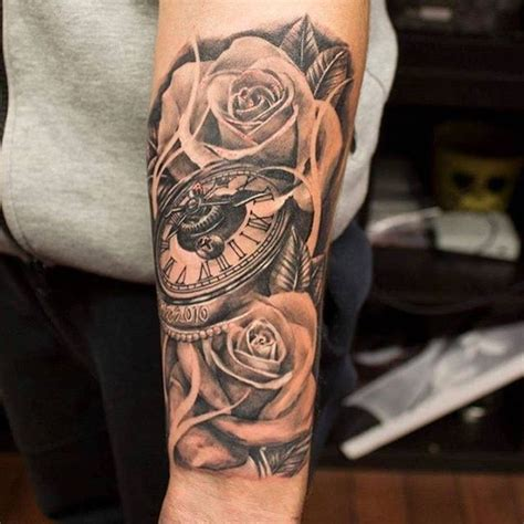 dope forearm tattoos oltre 25 fantastiche idee su tatuaggi orologio su