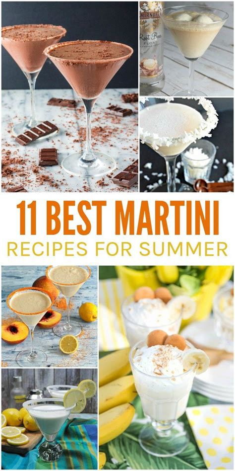best martini recipes 100 best martini recipes on martini recipes