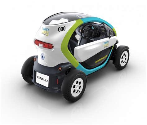 friendly car renault twizy provides eco friendly car service