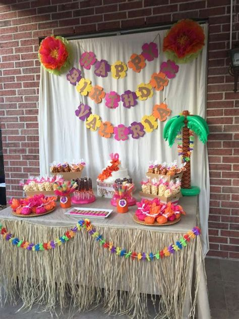 birthday theme decorations 126 best images about moana birthday ideas on
