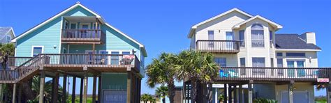 galveston houses rentals galveston vacation rentals