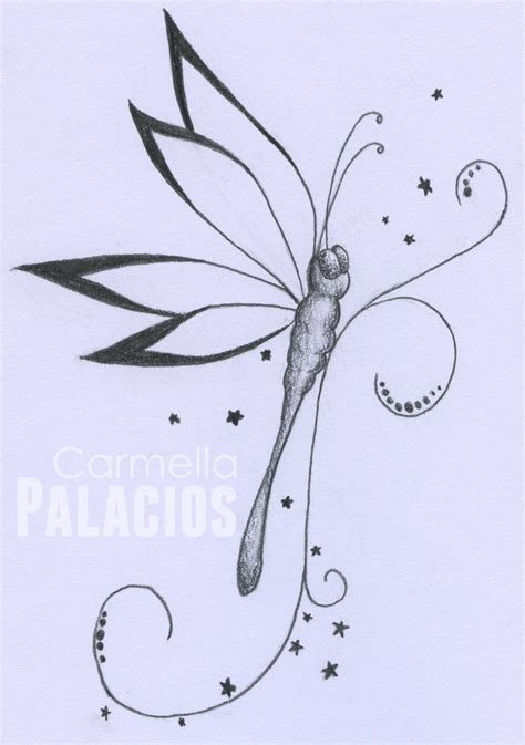 dragonfly tattoo sketch tattoobite com