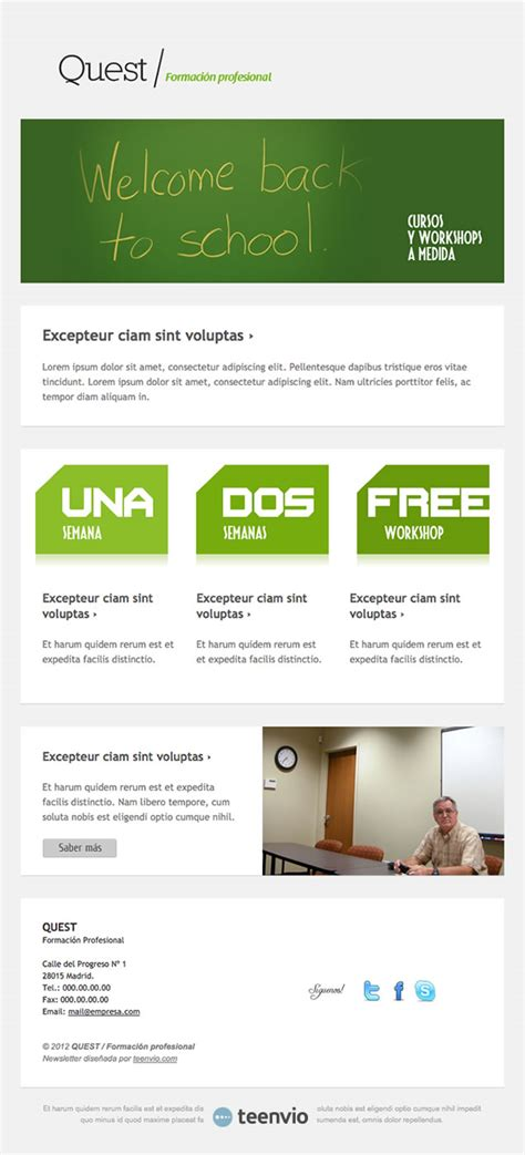 autos plantilla html para newsletter en email marketing