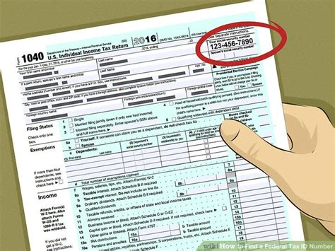Fein Lookup How To Get A Tax Id Number Stumpblog