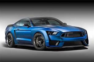 Ford Mustang Shelby Cobra Next Ford Mustang Shelby Gt500 Looks In Rendering
