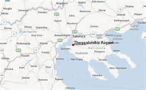 guide urbain de thessaloniki airport