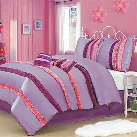bed bath and beyond girls bedding buy girl s twin bedding sets from bed bath beyond