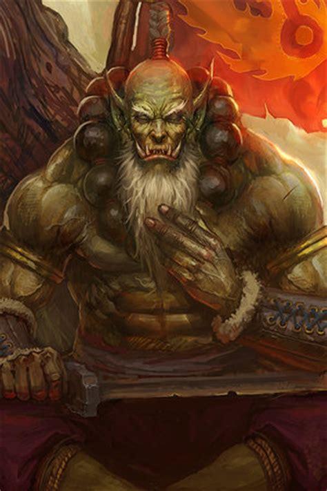 orc mythology wiki fandom powered wikia