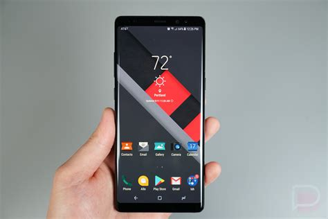 themes galaxy note 8 my 5 favorite galaxy note 8 themes wplikebutton