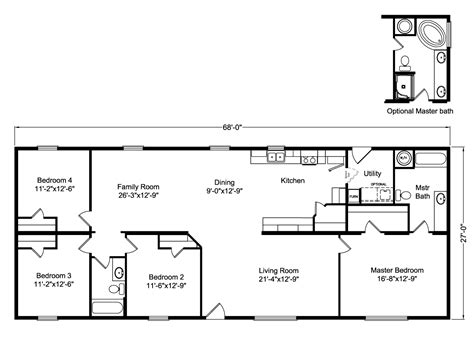 model a floorplan 685 sq ft century village at view the umqua floor plan for a 1836 sq ft palm harbor