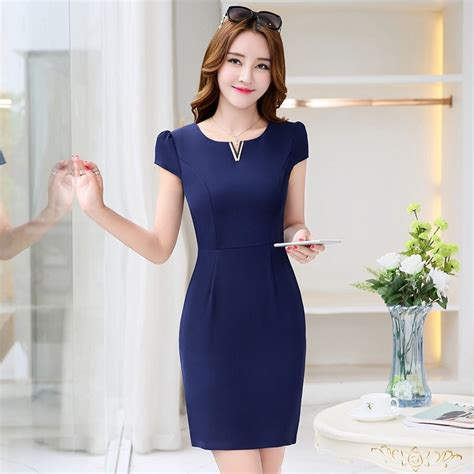 Surgical Lamps by Fashion Asian Style High Quality Office Lady Work Dress