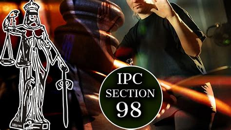 ipc sections in telugu language ipc section 98 information in telugu ఐప స స క షన 98