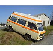 Campers But Also Classic Vehicles Vw T25 Crew Cab Pickup