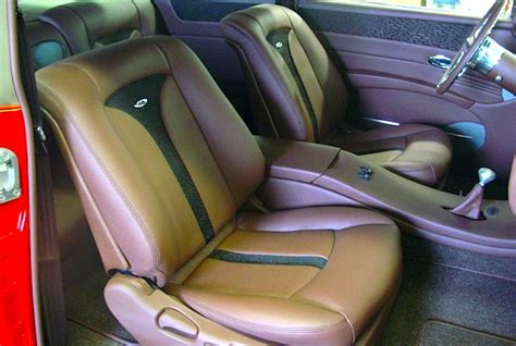 m a upholstery shop profile m m hot rod interiors