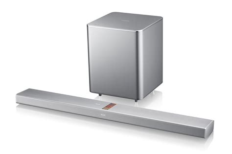 samsung hw  airtrack review  sound bar features