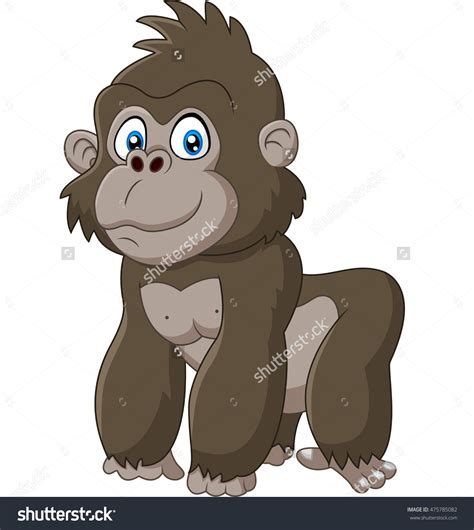 gorilla clipart clipart gorilla www pixshark images galleries