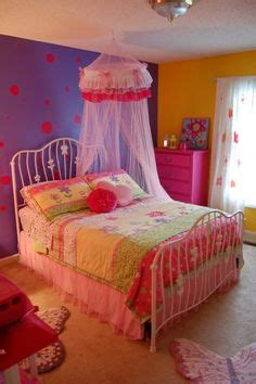 bed for 4 year old little girls room on pinterest