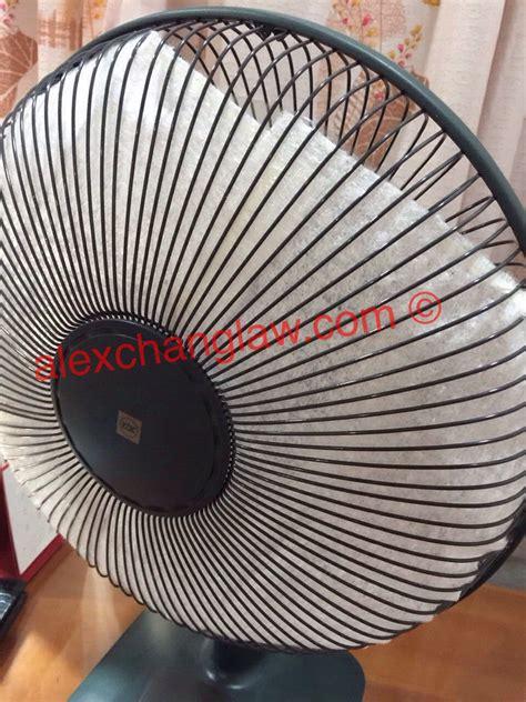 diy homemade fan haze filter usd machine