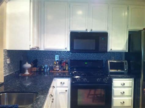 backsplash for blue pearl granite tile backsplash and blue pearl granite yelp