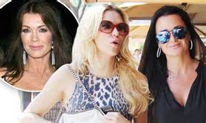 kyle weighs in on brandi and kims behavior at the reunion real housewife kyle richards reveals her alliance as she