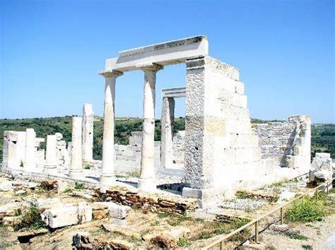 lade da terra antiche temple of demeter naxos tripadvisor