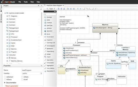 tool for class diagram free uml diagram tool class diagram java exle