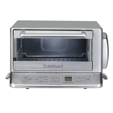 Cuisinart Toaster Oven With Convection shop cuisinart 6 slice convection toaster oven at lowes