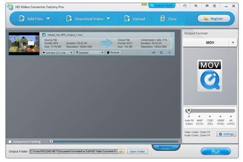 converter factory скачать wonderfox hd video converter factory pro 15 0