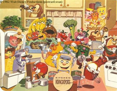 Kitchen Kabaret Disney Wiki The Disney Archives And Mysteries A Master Sculptor For