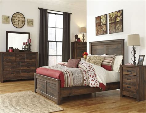 set de chambre bois massif quinden panel bedroom set from b246 57 54 98