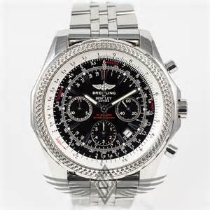 Breitling For Bentley Motors Watches Breitling For Bentley Motors 48mm Stainless Steel