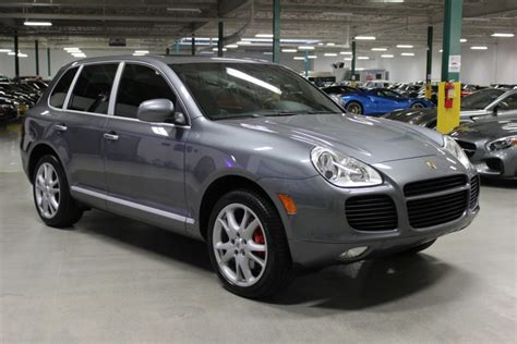 mile  porsche cayenne turbo  sale  bat