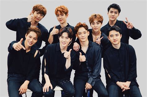 exo group synnara offers limited edition exo posters with album pre