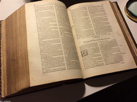 la biblia en acciã n the bible edition 1569 la biblia por casiodoro de reina is the