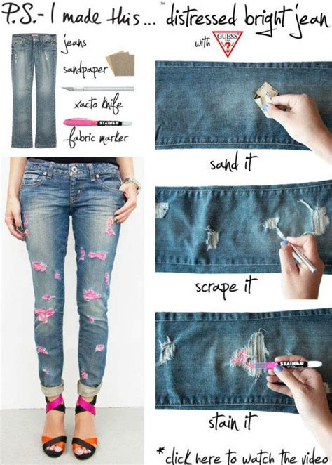 diy clothes crafts 24 stylish diy clothing tutorials style motivation